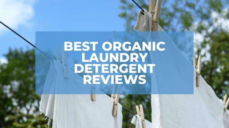 Best Organic Laundry Detergent Reviews