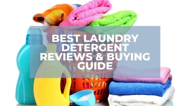 Laundry Detergent Reviews