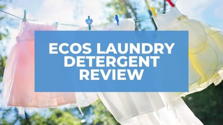 Ecos Laundry Detergent Review
