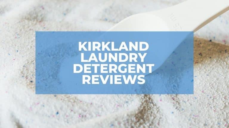 Kirkland Laundry Detergent Reviews